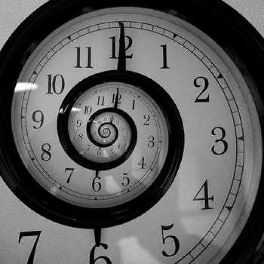 Is time linear?