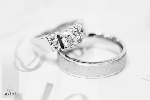 In traditional marriage the symbol of the ring - a circle - represents a relationship that is Eternal - which can continue beyond this life - as an eternal family unit which goes on and on...