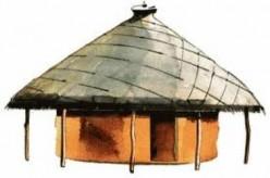 Tswana hut