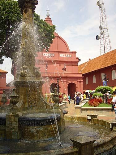Christ Church of Malacca