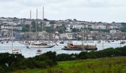 Tall Ships Race 2008, Falmouth, Cornwall