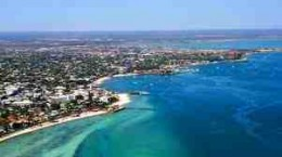 La Paz (The Peace) Jewel of the Sea of Cortez and capital of South Baja