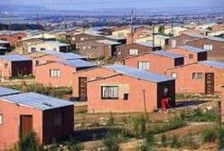 Government housing project