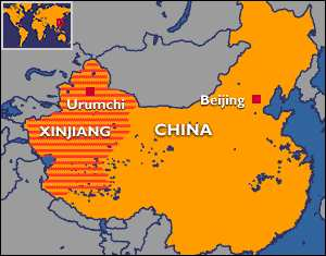 Chinese Culture: The Uighurs