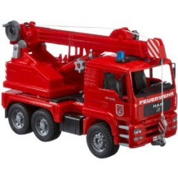Bruder Fire Engine