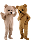 Teddy Bear Costume 6