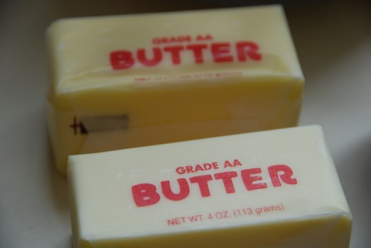 Gotta get that butter SOFT!