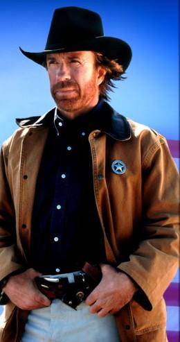 Chuck Norris Costume