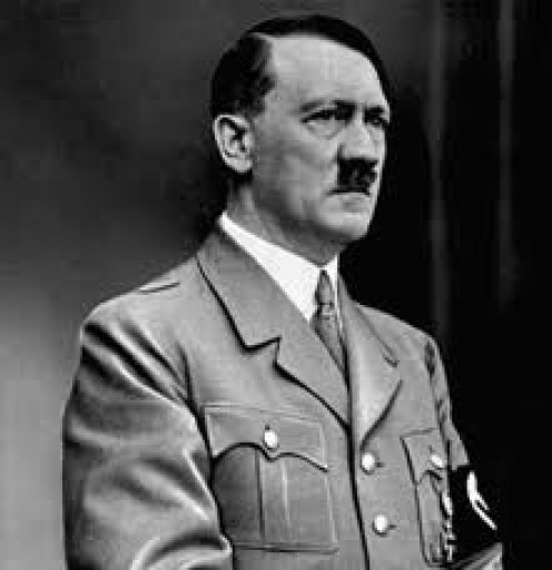 Hitler's rise to power in 1933