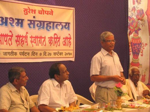 Bal Hungund,prof, Yergude, dr.V.Sinha