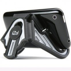 iZel iPhone and Digital Device Stand Very Flexible and Mobile