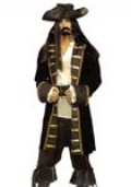 Adult Pirate Costume 5