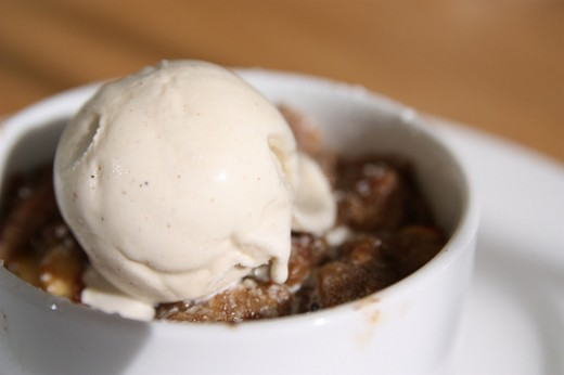 Easy Apple Crisp Recipe