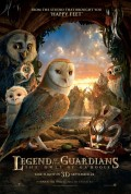 Legend of the Guardians:  The Owls of Ga' Hoole
