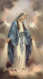 Mother Mary of Catholicism