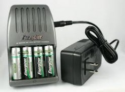 Guide on Charging Rechargeable Batteries
