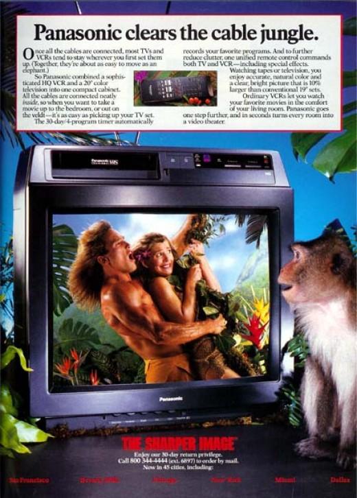 Panasonic Jungle Online