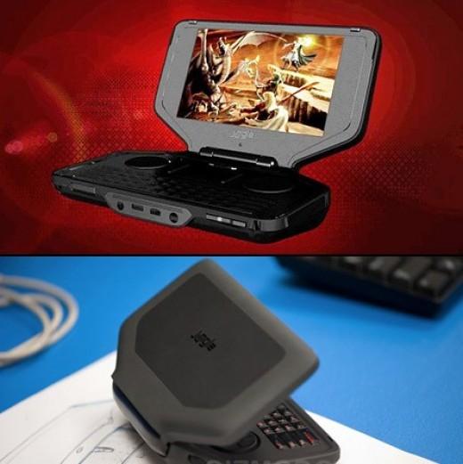 Panasonic Jungle Portable Gaming System