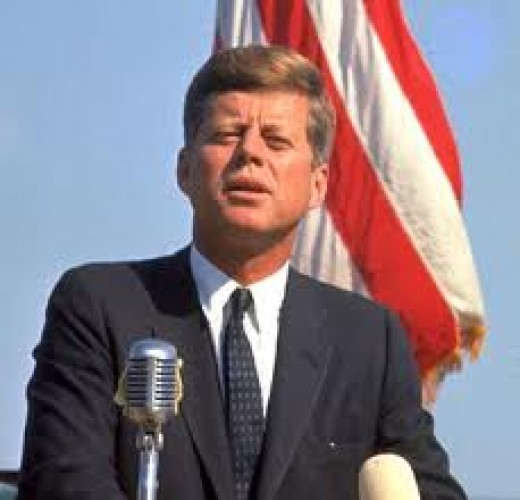 The mystery persists as to exactly what happened to President Kennedy.