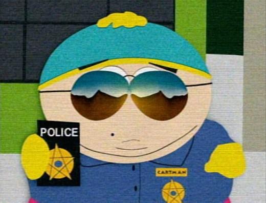 Eric Cartman #1 Funniest Character