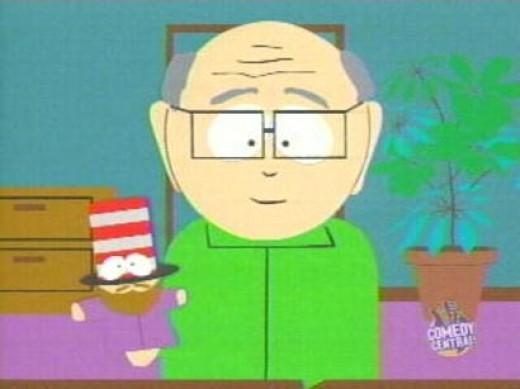 Mr Garrison #5 Funniest Character