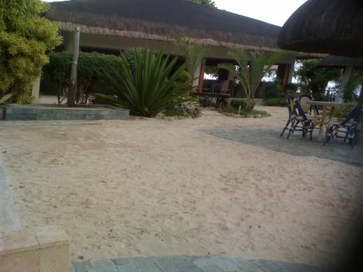 Restaurant, Linaw Resort