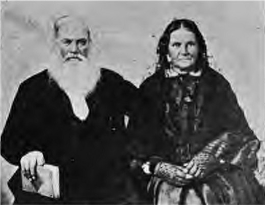 Asa and Lucy Thurston