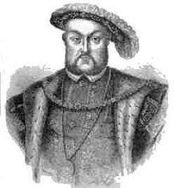 Born Henry Tudor