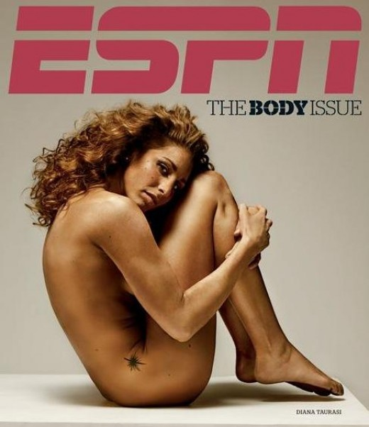 The USA Women's Water Polo Team Is Also Revealed To Feature In The 2010 ESPN