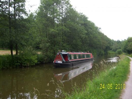Barge / Narrowboat