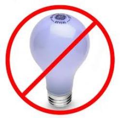 Incandescent Light Bulb Ban- Buy Light Bulbs Online Now!