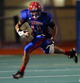 Terrelle Pryor Ohio State quarterback 2010 Heisman Hopeful