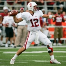 Andrew Luck Stanford Quarterback Heisman Hopeful 2010