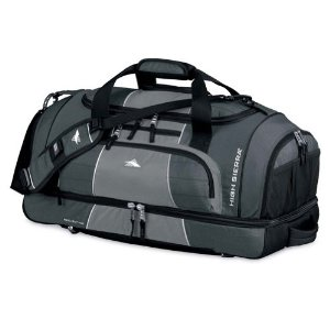 "High Sierra Colossus 26"" Cross-Sport Duffel"