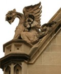 Gargoyles at U. of C.