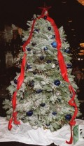 Flocked Christmas Trees - Do's and Don'ts
