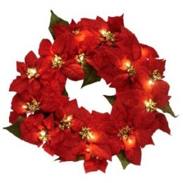 Ornamental Christmas Flowers