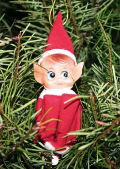 Buy Vintage Christmas Elves and Pixies Online