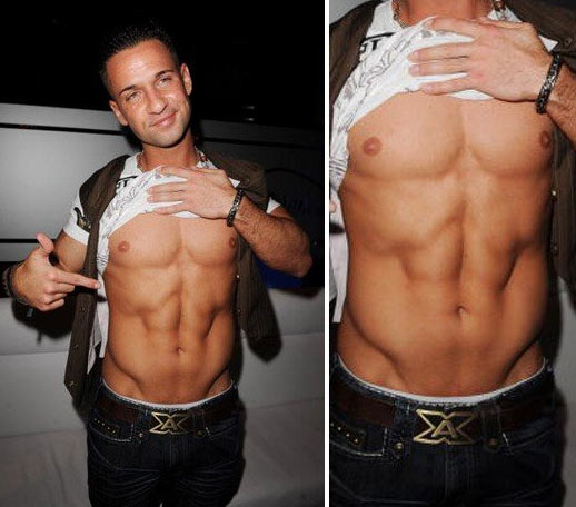 "Get 6 Pack Abs Like The ""SItuation"""