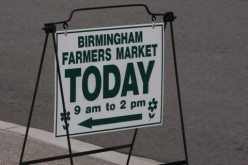Birmingham Farmers Market June 29,2008   deeds photos