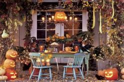 Outdoor Halloween Decoration Ideas