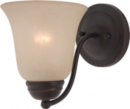 This unassuming light can be a huge drain... try for CFL's and other low-power bulbs!