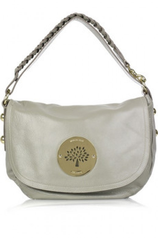 Mulberry Daria Leather Shoulder Bag 595 UKP