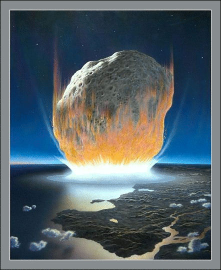 An Asteroid could hit us!