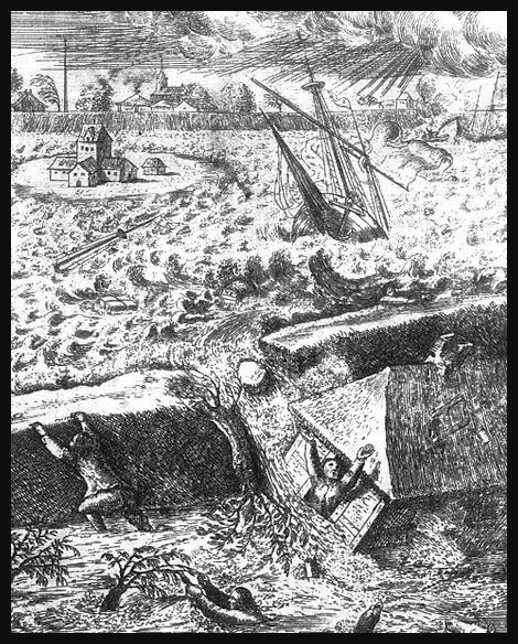 Disaster of Land, Sea, Air