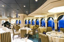 Experience the formal family Mediterranean cruise on the MSC cruise ship