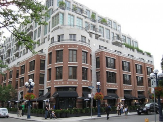 The Hazelton Hotel, Toronto.