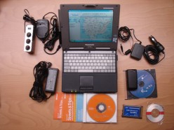 Building a Panasonic CF-M34 Toughbook for Road Trips (In Oregon)