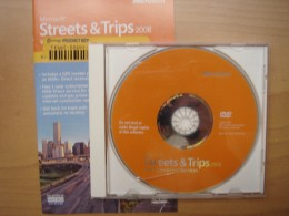 Microsoft Streets and Trips 2008