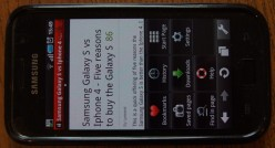 Tips and Tricks for the Samsung Galaxy S i9000